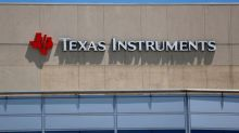 Texas Instruments Stock Rises 4%