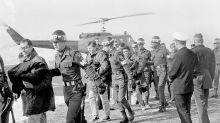 Court awards $2.3 billion to U.S. spy ship crew held hostage in 1968