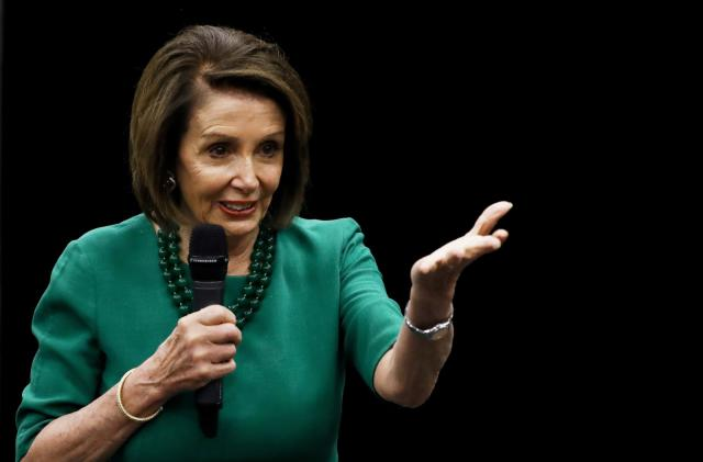 Facebook is fact checking the 'drunk Nancy Pelosi' video, but won't remove it