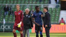 Hertha erneut ohne Córdoba - Eintracht mit zwei Neuen
