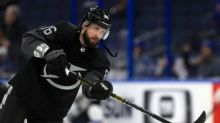 Kucherov becomes NHL's fastest to 100 points since 1997