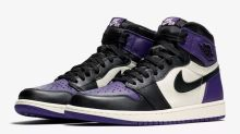 Air Jordan 1 Just Dropped in 'Court Purple' and 'Pine Green': How to Buy the Shoes ASAP
