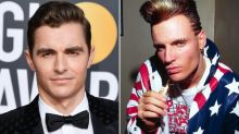 Yes, Vanilla Ice is getting a real Hollywood biopic starring Dave Franco