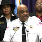CPD Superintendent Eddie Johnson recovering after 'feeling lightheaded' while driving: police