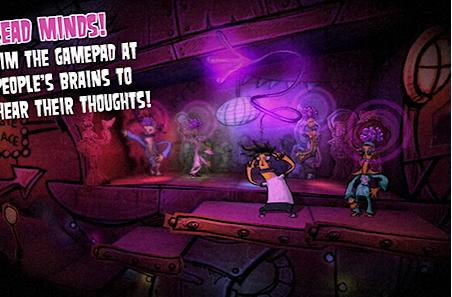 Stick It To The Man grabs Wii U Gamepads this Spring