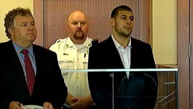Aaron Hernandez Pleads Not Guilty to Murder