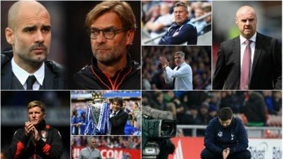 Premier League manager power rankings: All 20 coaches ranked