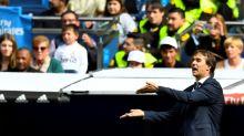Pressure mounts on Lopetegui as Madrid beaten by Levante