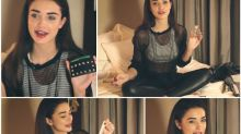 EXCLUSIVE: From her beauty essentials to a blanket, Amy Jackson takes us through what's in her bag!