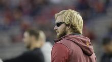 Blind long snapper Jake Olson wants in on USC's QB competition (Video)