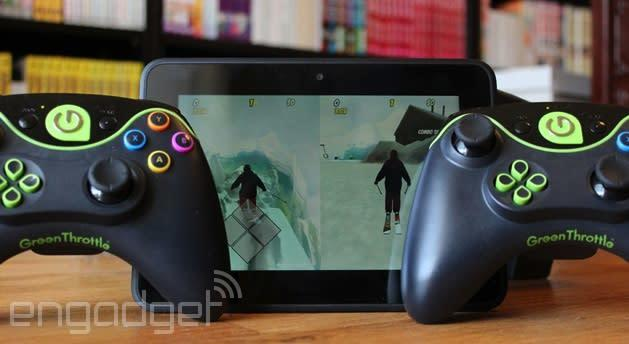 Google buys an Android gaming platform, possibly with a set-top box in mind