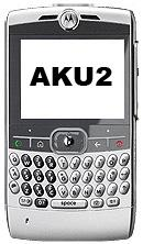 AKU2 for Motorola Q is / is not available