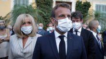 """Coronavirus: Macron promet des """"règles claires partout"""""""