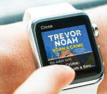 Audible brings its audiobook library to the Apple Watch