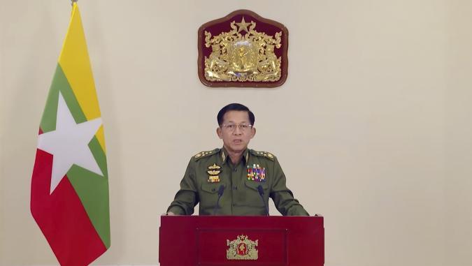Facebook and Instagram ban Myanmar's military | Engadget
