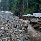 Six missing after Alaska landslides