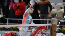 Roland-Garros (H) - Roland-Garros : Hugo Gaston ressent «beaucoup de fierté» malgré sa défaite contre Dominic Thiem