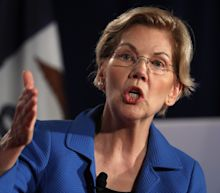 Warren warns of a 'coming economic crash'