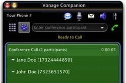 Vonage Companion now available for Mac users