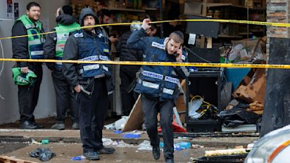 Kosher market attack unnerves Jersey City