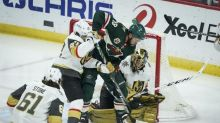 Kaprizov's two quick goals force overtime, but Wild loses 3-2 to Vegas