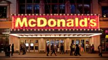 'Fast food with store fronts are going to be challenged,' McDonald's closes its Times Square flagship restaurant