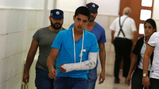 12 years urged for Palestinian minor over stabbing