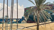 Salvage Squad Set to Unload Suez Ship Box by 40-Foot Box