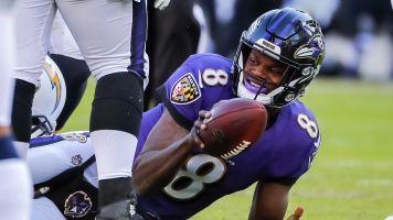 Jackson entrena con Antonio Brown y especulan si los Ravens lo contratarán
