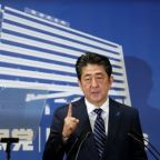 Japan's Abe to push pacifist constitution reform after strong election win