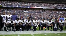 Protests surface across NFL after Trump criticism