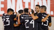 México rescata empate de 2-2 ante Argelia en partido amistoso