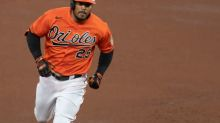 Orioles OF Anthony Santander (ankle) out 2-4 weeks