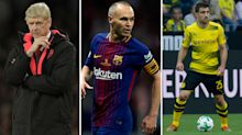Gossip: Wenger 'offered huge China deal', Newcastle 'want Iniesta', Arsenal 'close in on £17.5m defender',
