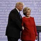Donald Trump Debate With Hillary Clinton Breaks YouTube Political Records