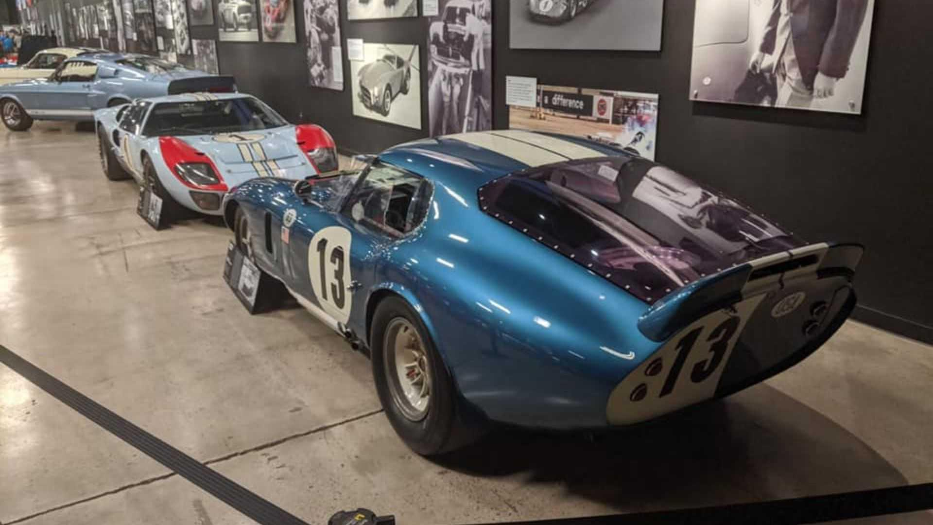 Shelby American Celebrates Ford V Ferrari In Style
