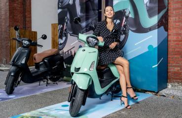 歐洲復古時尚新選擇 KYMCO Like Colombo 150全新上市