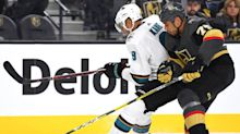 Ryan Reaves wears muffin mask in nod to Evander Kane, Sharks rivalry