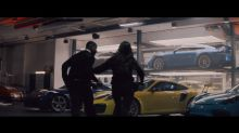 Try to spot the new Porsche 911 GT3 in this Super Bowl commercial