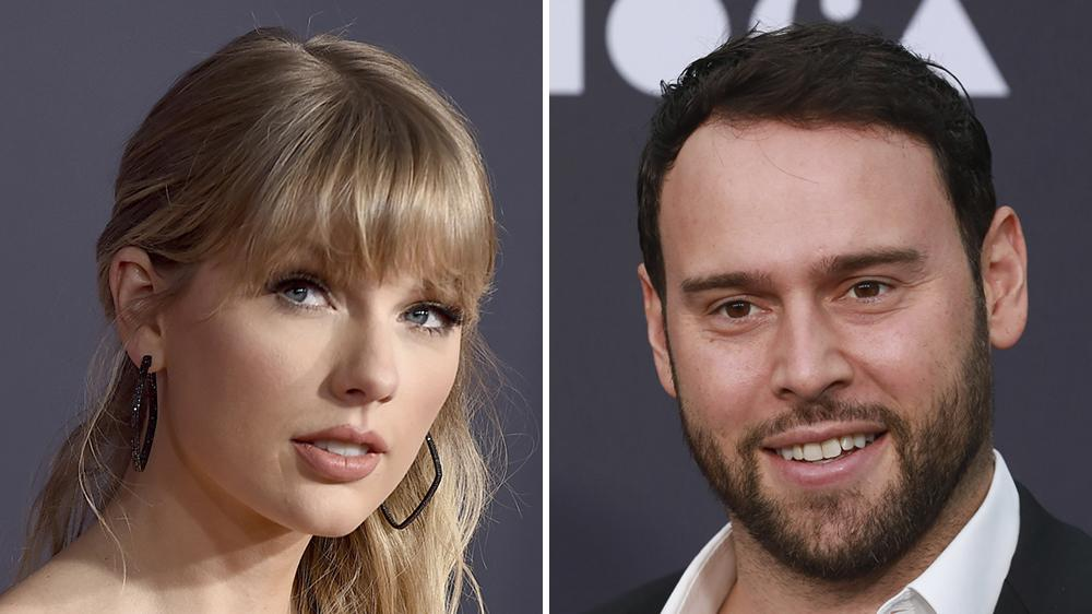 Scooter Braun Sells Taylor Swift's Big Machine Masters for Big Pay Day