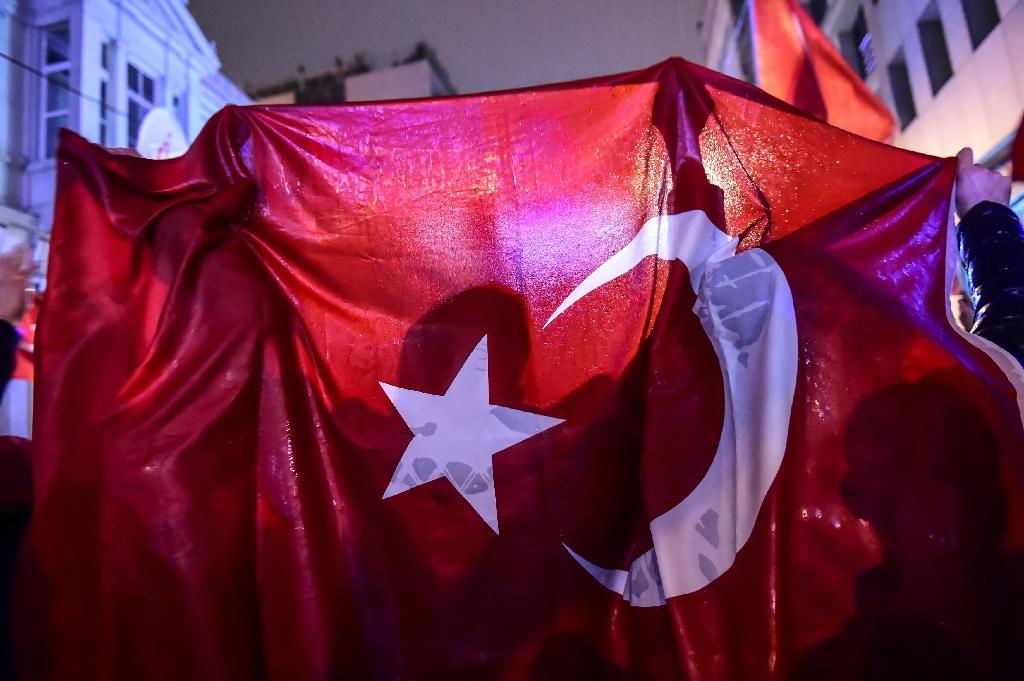 Opponents of the Justice and Development Party (AKP) government frequently voice fears that Turkey is sliding toward conservative Islam (AFP Photo/YASIN AKGUL)