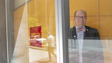 From Army officer to pro golfer to banker: Meet Wells Fargo's new Denver-based commercial banking leader