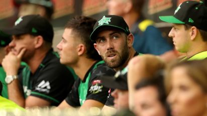 Stars' BBL final collapse shatters Maxwell