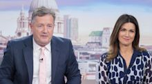 Piers Morgan and Susanna Reid announce new Good Morning Britain break for half-term
