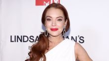 Lindsay Lohan Posts a Naked Selfie on Eve of Her 33rd Birthday