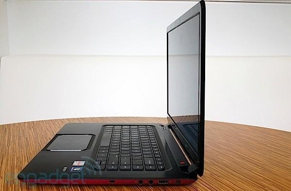 How would you change HP's Envy Sleekbook 6z?
