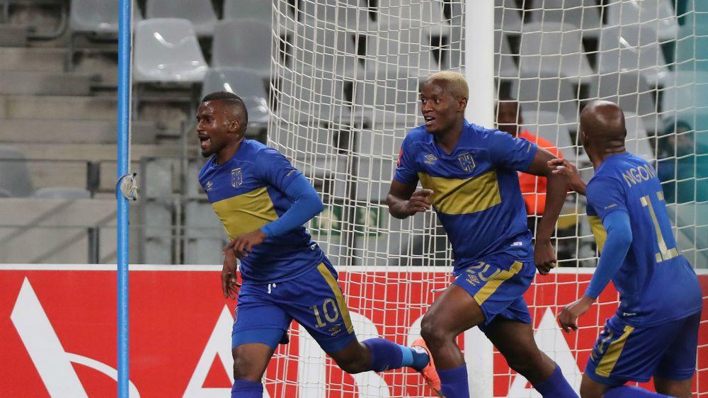 Cape Town City 3-2 Kaizer Chiefs: Hosts kill off Amakhosi