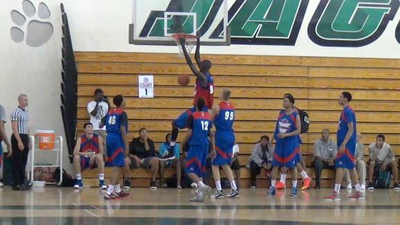 Pangos All-American Camp - Day 1