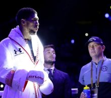 Anthony Joshua could fight Tyson Fury without favoured trainer in his corner, Eddie Hearn reveals