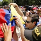Venezuela: Colombian city prepares for showdown over US humanitarian aid at border
